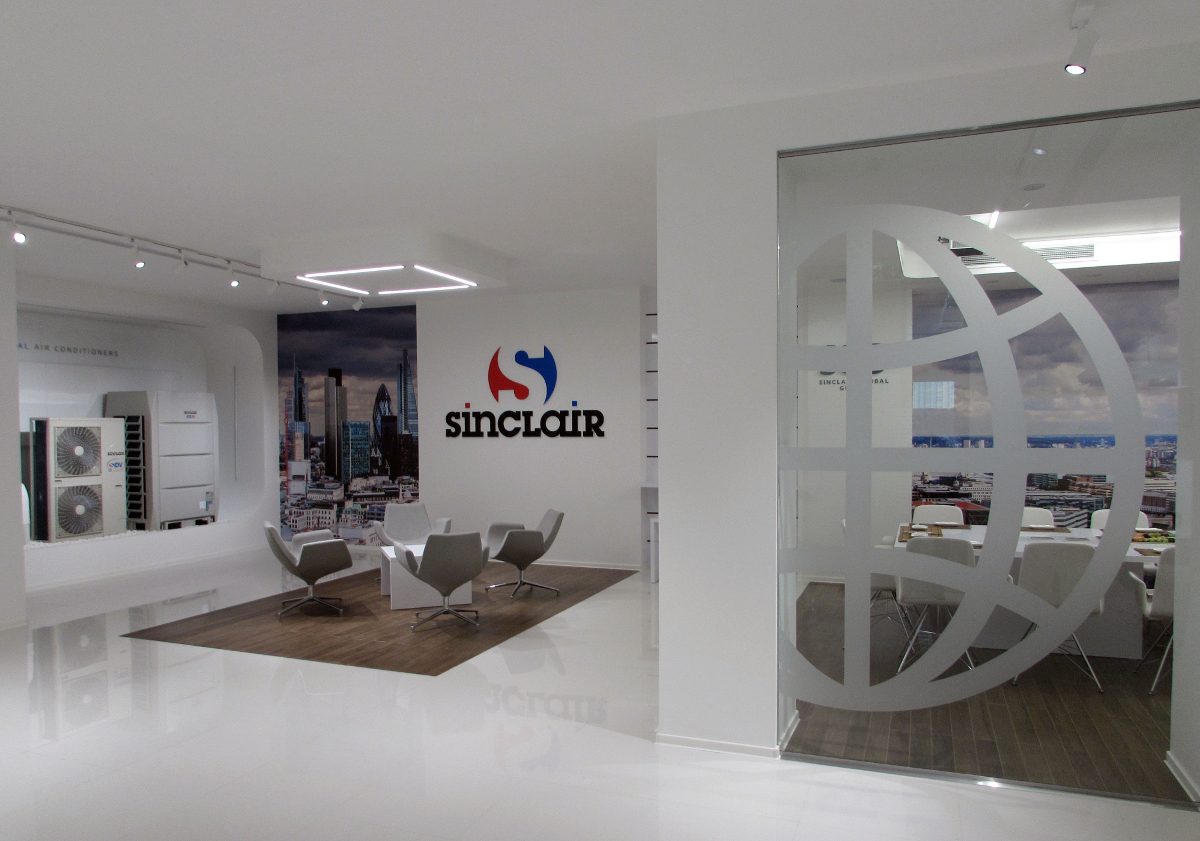 Slavnostní otevření nového showroomu SINCLAIR