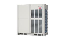 průmyslové modulární klimatizace do obchodních center, hotelů