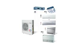 multisplitová klimatizace do domů a firem od SINCLAIR
