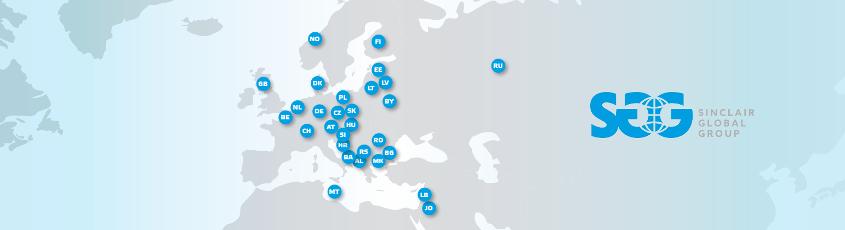 SGG mapa svět