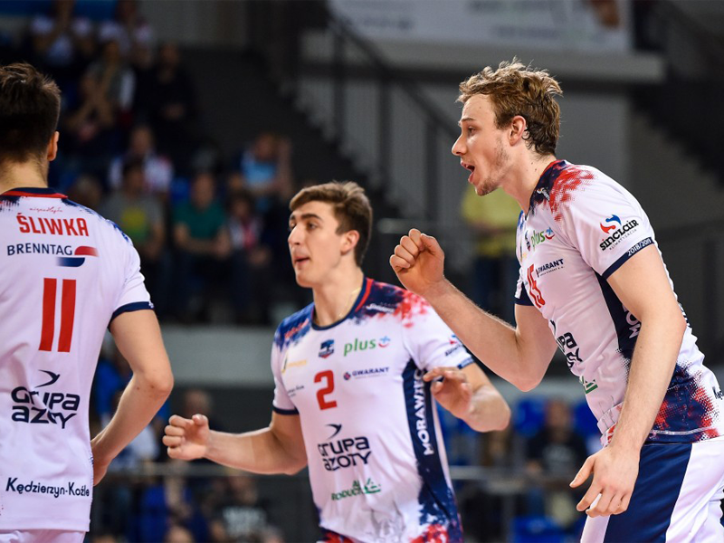 ZAKSA TO BE THE POLISH CHAMPION AGAIN Sinclair Solutions
