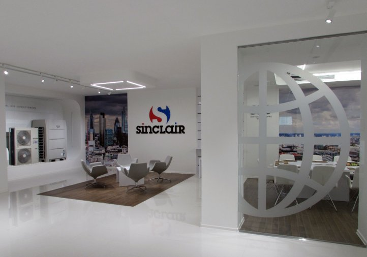 Svečano otvoren novi showroom SINCLAIR