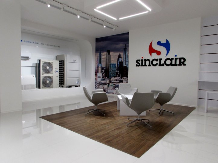 Торжественное открытие нового шоу-рума SINCLAIR
