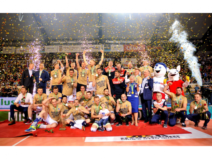 ZAKSA TO BE THE POLISH CHAMPION AGAIN!
