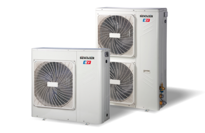 Chillers and fan coil units - Sinclair Solutions