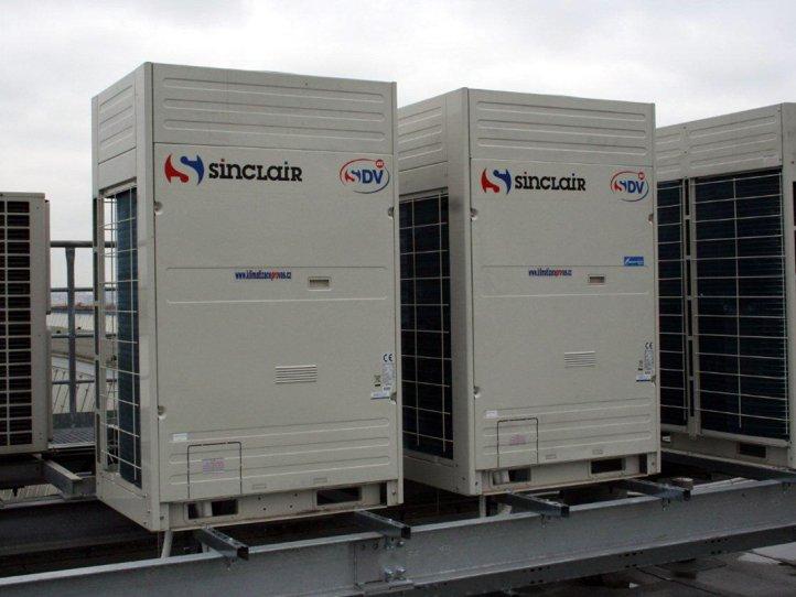 Промышленные системы кондиционирования воздуха для компании «SIEMENS»