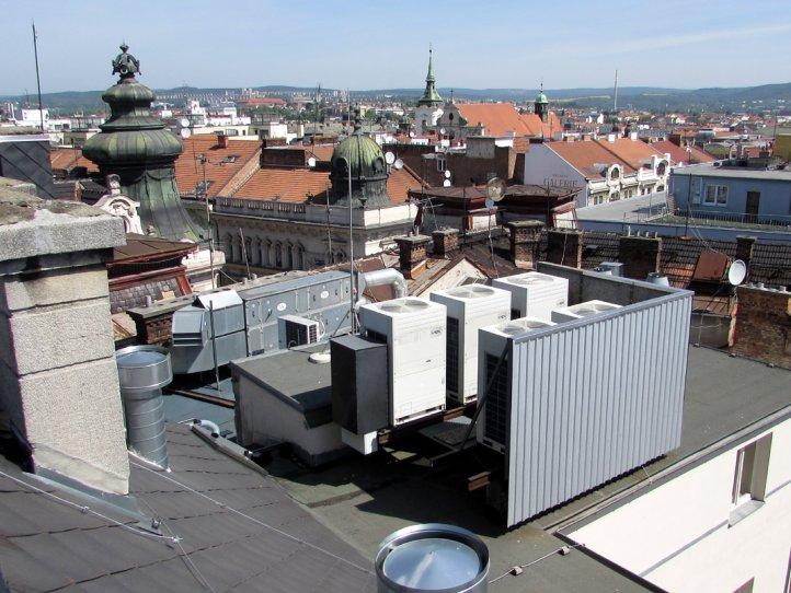 Komerčný systém SDV3 pre hotel Grandezza
